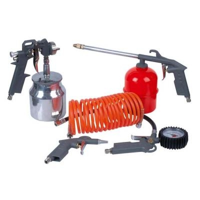 Attachments for air compressor