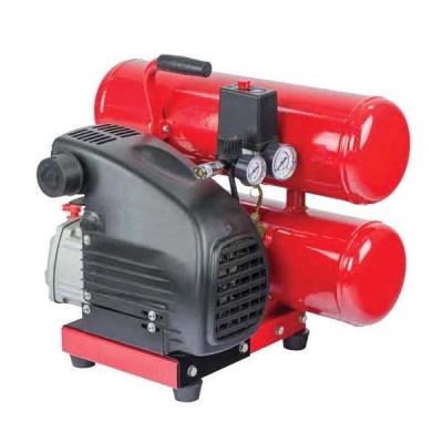 4 Gallon Twin Stack Air Compressor
